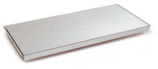Fachboden (B x H x T) 1000 x 40 x 500 mm Stahlblech verzinkt Verzinkt Stahlblechboden Manuflex RF0133