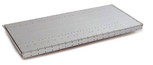 Fachboden (B x H x T) 1000 x 40 x 500 mm Stahlblech verzinkt Verzinkt Stahlblechboden Manuflex RF0143
