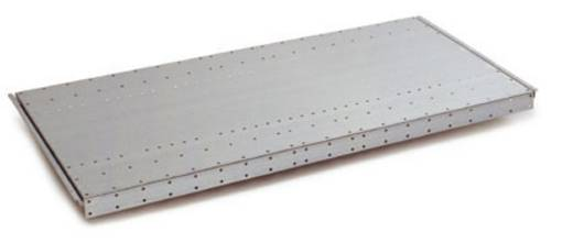 Fachboden (B x H x T) 1000 x 40 x 600 mm Stahlblech verzinkt Verzinkt Stahlblechboden Manuflex RF0144