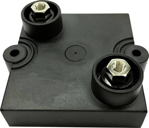 Hochlast-Widerstand 2.5 Ω Schraubanschluss 800 W 5 % NIKKOHM RPU800-2R50JZ00 1 St.
