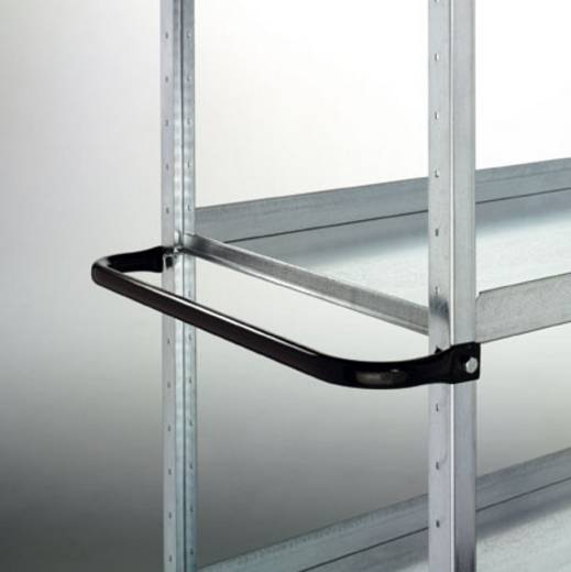 Schiebebügel Stahl pulverbeschichtet Rubin-Rot Manuflex TV0312.3003