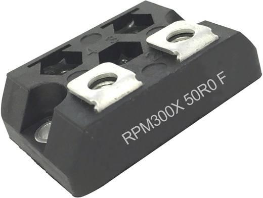 NIKKOHM RPM300XR750JZ00 Hochlast-Widerstand 0.75 Ω Schraubanschluss SOT227 300 W 5 % 1 St.