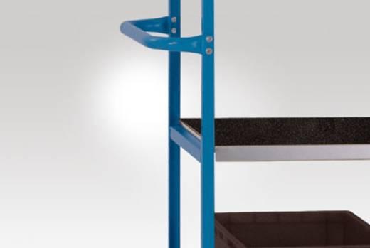 Fachboden Stahlblech verzinkt Traglast (max.): 100 kg Verzinkt Manuflex LV0134