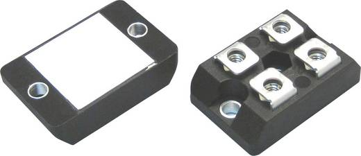 Hochlast-Widerstand 0.16 Ω Schraubanschluss SOT227 200 W 5 % NIKKOHM RPM200XR160JZ00 1 St.