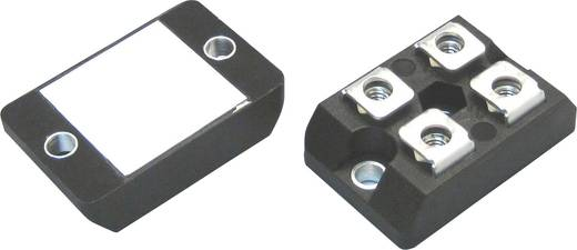 Hochlast-Widerstand 4.3 Ω Schraubanschluss SOT227 200 W 5 % NIKKOHM RPM200X4R30JZ00 1 St.