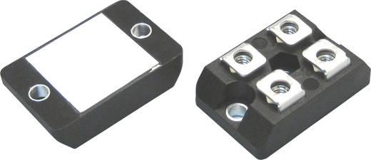 Hochlast-Widerstand 62 Ω Schraubanschluss SOT227 200 W 5 % NIKKOHM RPM200X62R0JZ00 1 St.