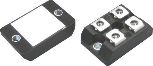 Hochlast-Widerstand 820 Ω Schraubanschluss SOT227 200 W 5 % NIKKOHM RPM200X820RJZ00 1 St.