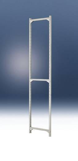 Regalrahmen Stahlblech pulverbeschichtet Manuflex RB2011 Wasserblau