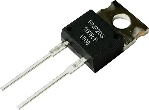 Hochlast-Widerstand 0.43 Ω radial bedrahtet TO-220 35 W 1 % NIKKOHM RNP-20SAR430FZ03 1 St.