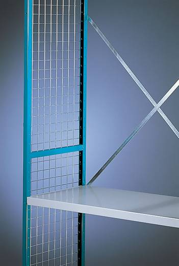 Regalseitenwand (B x H x T) 600 x 2000 x 10 mm Eisendraht verzinkt Verzinkt Manuflex RZ0104