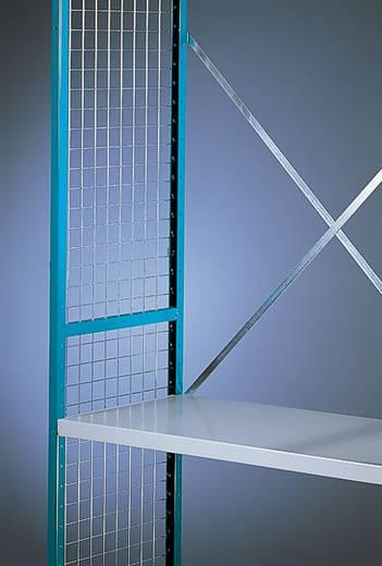 Regalseitenwand (B x H x T) 800 x 2500 x 10 mm Eisendraht verzinkt Verzinkt Manuflex RZ0116