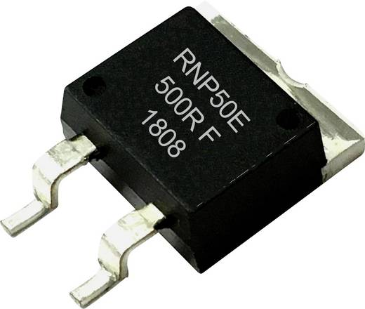 Hochlast-Widerstand 3.6 Ω SMD TO-263/D2PAK 50 W 1 % NIKKOHM RNP-50EA3R60FZ03 1 St.