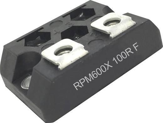 NIKKOHM RPM600X220RJZ00 Hochlast-Widerstand 220 Ω Schraubanschluss SOT227 600 W 5 % 1 St.