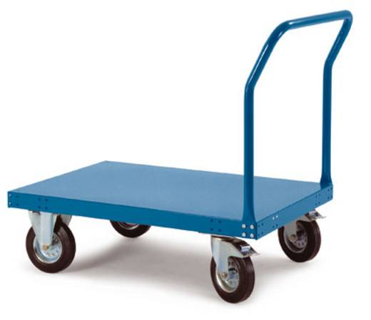Schiebebügelwagen Stahlblech Traglast (max.): 400 kg Manuflex TT0112.3003