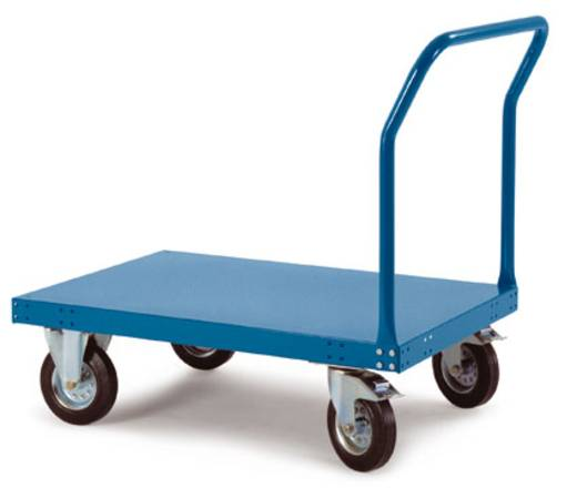 Schiebebügelwagen Stahlblech Traglast (max.): 400 kg Manuflex TT0112.7016 TT0112.5012