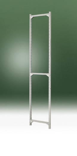 Regalrahmen Stahlblech verzinkt Manuflex RM0002 Verzinkt