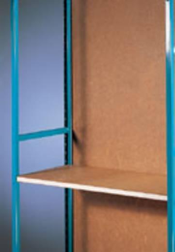 Regalrückwand (B x H x T) 1000 x 2000 x 6 mm Hartfaser Manuflex RZ0214