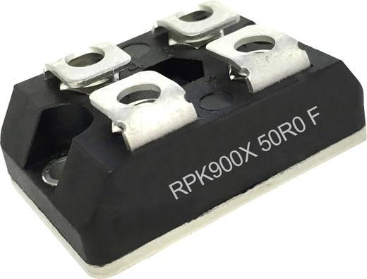 NIKKOHM RPK900X-A1K00JZ03 Hochlast-Widerstand 1 kΩ Schraubanschluss SOT227 900 W 5 % 1 St.