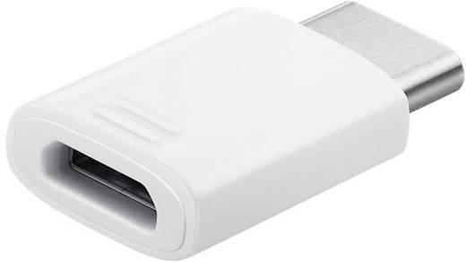 USB 2.0 Adapter [1x Micro-USB-Buchse - 1x USB-C™ Stecker] Weiß Samsung