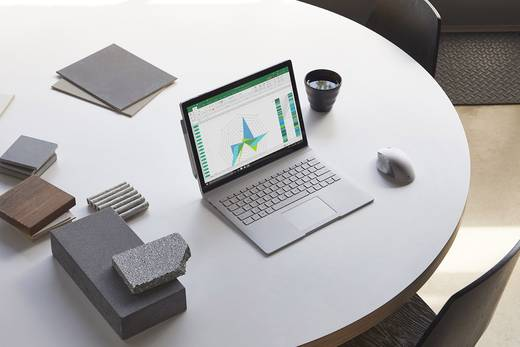 microsoft surface book 2 windows tablet 2 in 1 38 1 cm 15 zoll 256 gb wi fi silber intel. Black Bedroom Furniture Sets. Home Design Ideas