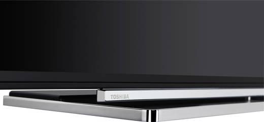 Toshiba 49V6763DA LED-TV 124 cm 49 Zoll EEK A+ DVB-T2, DVB-C, DVB-S, UHD, Smart TV, WLAN, CI+ Schwarz