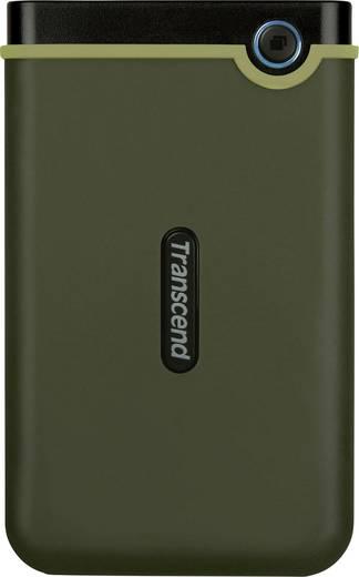 Externe Festplatte 6.35 cm (2.5 Zoll) 1 TB Transcend StoreJet® 25M3G Militär Grün USB 3.1