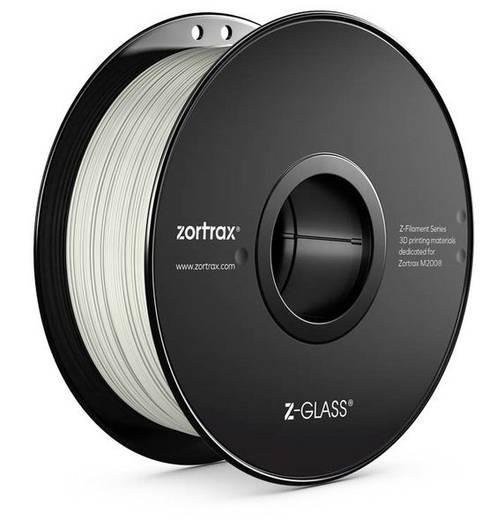 Filament Zortrax Z-GLASS Z-GLASS Filament Transparent Zortrax M200 1.75 mm Transparent 800 g