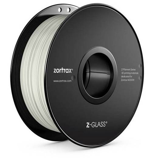 Zortrax Z-GLASS Filament Transparent M200 Filament Z-GLASS 1.75 mm Transparent 800 g