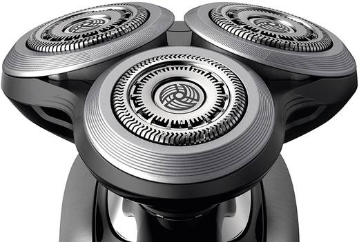 Rotationsrasierer Philips S9711/41 Schwarz/Grau