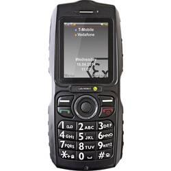 Mobilný telefón s ochranou proti výbuchu i.safe MOBILE CHALLENGER 2.0, 5.1 cm (2 palca, 8 MB, 1.3 MPix, čierna