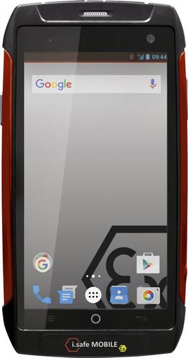 i.safe MOBILE IS730.2 Ex-geschütztes Smartphone Ex Zone 2, 22 12.7 cm (5 Zoll) IP68, Wasserdicht, Staubdicht, MIL-STD-81