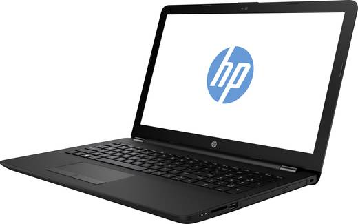 HP 15-bw046ng 39.6 cm (15.6 Zoll) Notebook AMD E2 4 GB 500 GB HDD AMD Radeon R2 Windows® 10 Home Schwarz