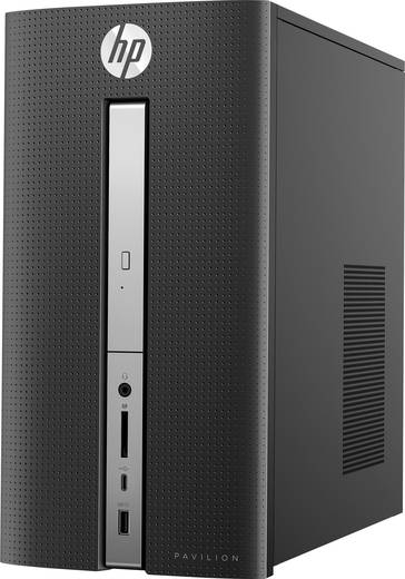 HP Pavilion 570-p574ng Desktop PC Intel Core i7 i7-7700 8 GB 1 TB HDD 128 GB SSD Windows® 10 Home Nvidia GeForce GTX1050