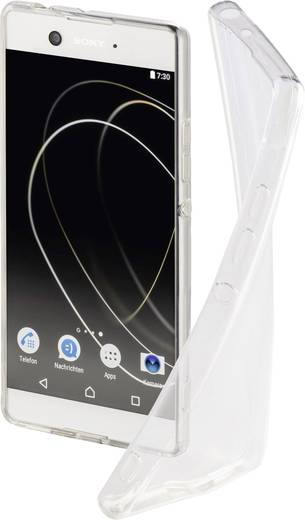 Hama Crystal Clear Backcover Passend für: Sony Xperia XA1 Transparent