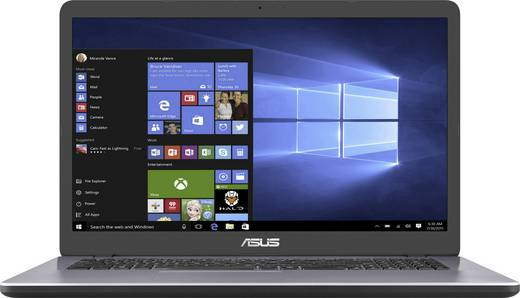 Asus N705UD-GC133T 43.9 cm (17.3 Zoll) Notebook Intel Core i7 16 GB 1024 GB HDD 256 GB SSD Nvidia GeForce GTX1050 Window