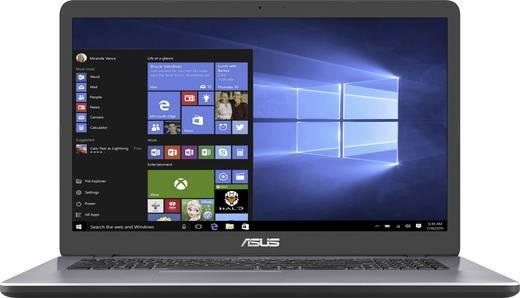 Asus N705UD-GC187T 43.9 cm (17.3 Zoll) Notebook Intel Core i5 16 GB 1024 GB HDD 256 GB SSD Nvidia GeForce GTX1050 Window