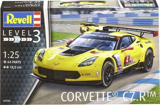 Revell 67036 Corvette C7.R Automodell Bausatz 1:25
