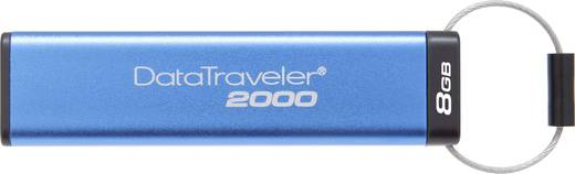 USB-Stick 8 GB Kingston DataTraveler® 2000 Blau DT2000/8GB USB 3.1