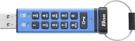 Kingston DataTraveler® 2000 USB-Stick 8 GB Blau DT2000/8GB USB 3.1