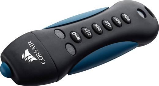 Corsair Padlock® 3 USB-Stick 32 GB Schwarz/Blau CMFPLA3B-32GB USB 3.0
