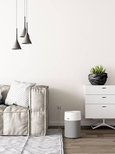 Luftreiniger 50 m² 5 W, 6 W, 7 W, 9 W, 75 W Silber, Weiß Ideal 73101011