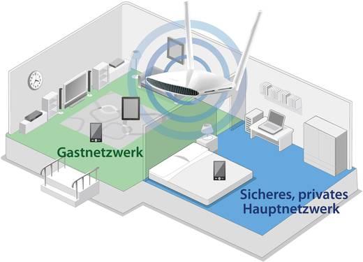 EDIMAX EW-7478APC Einzelpack WLAN Access-Point 1200 MBit/s 2.4 GHz, 5 GHz