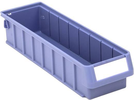 Regalkasten lebensmittelgeeignet (B x H x T) 117 x 80 x 400 mm Blau Top RK4108 16 St.