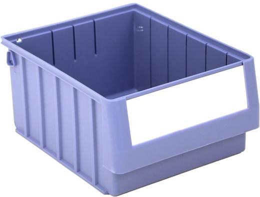 Regalkasten lebensmittelgeeignet (B x H x T) 234 x 140 x 300 mm Blau Top RK3214 6 St.