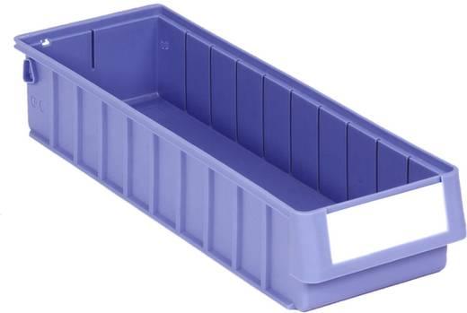 Regalkasten lebensmittelgeeignet (B x H x T) 156 x 90 x 500 mm Blau Top 1657837 1 St.