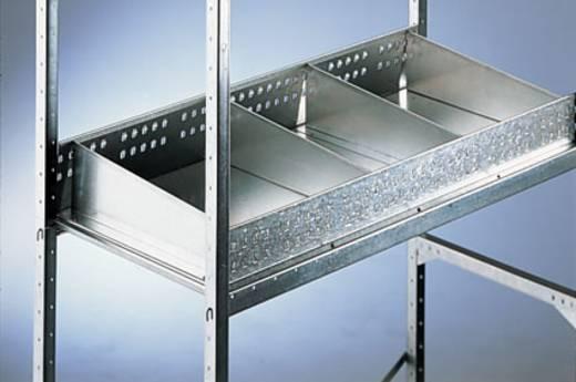 Schüttgutrahmen (B x H x T) 960 x 140 x 500 mm Stahlblech verzinkt Manuflex RZ0251 Verzinkt