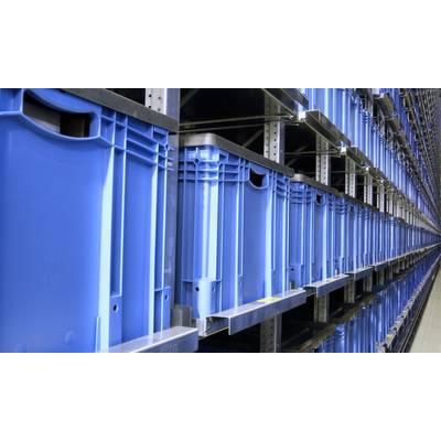 Stapelbehälter lebensmittelgeeignet (L x B x H) 600 x 400 x 170 mm Rot 1658370 1 St. Preisvergleich