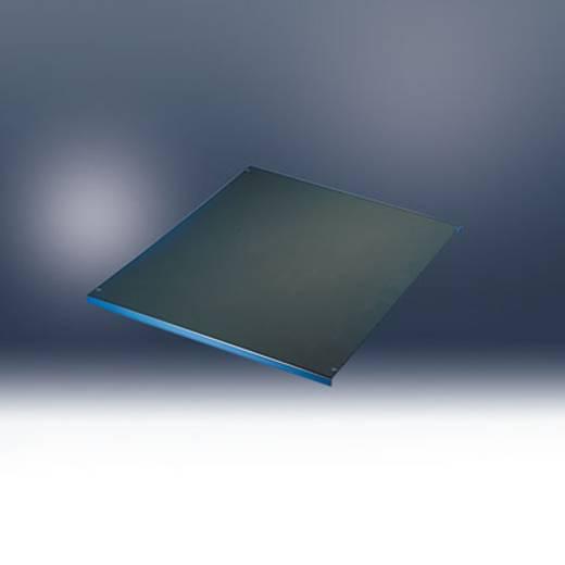 Manuflex SP0035.9006 Einlegeboden BxTxH 460x574x17 ähnlich RAL 9006 alusilber