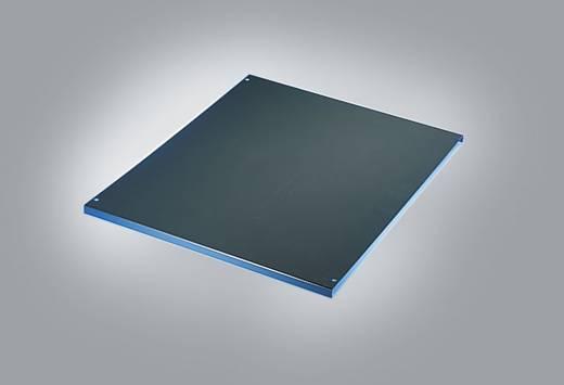 Manuflex Schubladeneinsatz Einlegeboden WC0035.0001 Grau-Grün