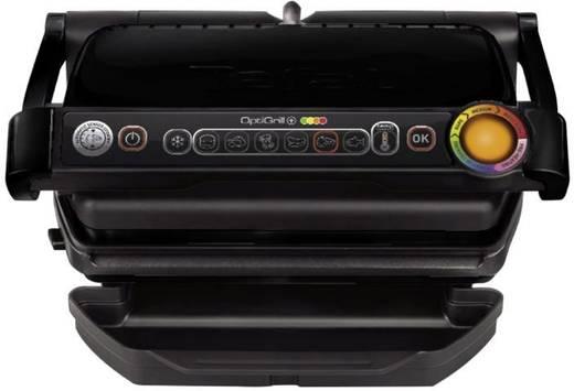 elektro kontakt grill tefal optigrill gc7128 50 automatische temperaturanpassung schwarz kaufen. Black Bedroom Furniture Sets. Home Design Ideas